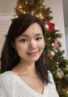A photo of Miya, a tutor from Brigham Young University-Provo