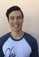 A photo of Noah, a tutor from Stanford University