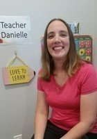 A photo of Danielle, a tutor from University of Central Florida