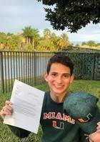 A photo of Daniel, a tutor from University of Miami