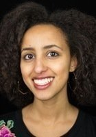 A photo of Rebkah, a tutor from Bowdoin College