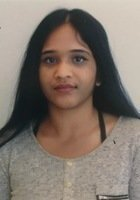 A photo of Varsha, a tutor from The University of Texas at Dallas