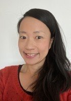 A photo of Chikako, a tutor from Tokyo International University