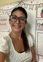 A photo of Sarah, a tutor from SUNY at Albany
