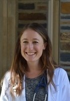 A photo of Alice, a tutor from Davidson College
