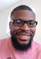 A photo of Deontae, a tutor from Michigan State University