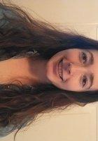 A photo of Allison, a tutor from George Mason University