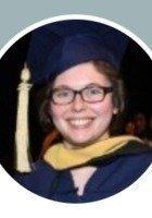 A photo of Elaine, a tutor from Clark University