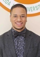 A photo of Dr. Xavier Johnson, a tutor from Eastern Florida State College