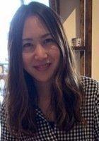 A photo of Eriko, a tutor from Sophia University