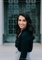A photo of Pallavi, a tutor from University of California-Berkeley
