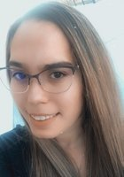 A photo of Diana Miranda, a tutor from Nevada State College