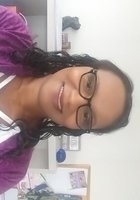 A photo of Angela, a tutor from Clemson University