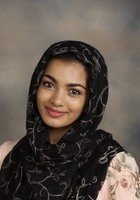 A photo of Sana, a tutor from University of Illinois at Chicago