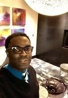 A photo of Chrispane, a tutor from Carver Bible College