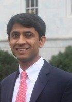 A photo of Vraj, a tutor from Emory University