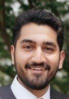 A photo of Rajit, a tutor from Emory University