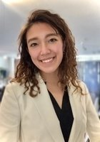 A photo of Christie Yachi, a tutor from Northeastern University