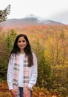 A photo of Divyasree, a tutor from Rutgers University-New Brunswick