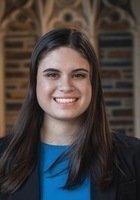 A photo of Molly, a tutor from Duke University