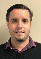 A photo of Wilfredo, a tutor from University of Puerto Rico-Rio Piedras