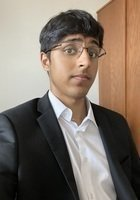 A photo of Siddharth, a tutor from Virginia Commonwealth University