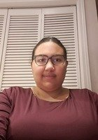 A photo of Mariah, a tutor from Austin Community College District
