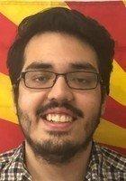 A photo of Jose, a tutor from University of Arizona