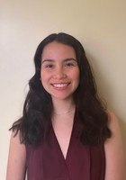 A photo of Nicole, a tutor from Johns Hopkins University