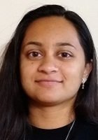 A photo of Bhakti, a tutor from Rensselaer Polytechnic Institute