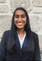 A photo of Stuti, a tutor from Indiana University-Bloomington