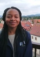 A photo of Hadassah, a tutor from Oral Roberts University