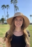 A photo of Anna, a tutor from University of Redlands