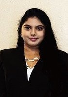 A photo of Mrinalini, a tutor from Andhra Medical College