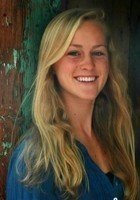 A photo of Verena, a tutor from University of Denver