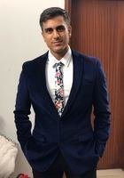 A photo of Hamza, a tutor from The Texas AM University System Office