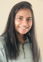 A photo of Dharsini, a tutor from Boston University