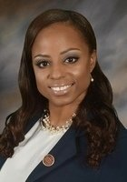 A photo of Vernetra, a tutor from Jackson State University