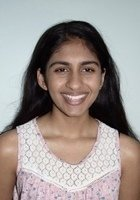 A photo of Ishita, a tutor from Boston University