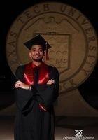 A photo of Xavier, a tutor from Texas Tech University