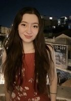 A photo of Sophie, a tutor from New York University