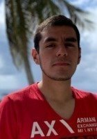 A photo of Renato, a tutor from University of Houston