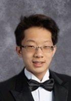 A photo of John, a tutor from Boston University