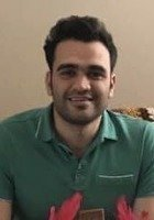 A photo of Hossein, a tutor from University of Arizona