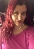 A photo of Juliette, a tutor from CUNY Queens College