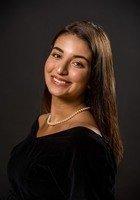 A photo of Farah, a tutor from University of Virginia-Main Campus