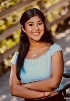 A photo of Shreya, a tutor from University of Washington-Seattle Campus