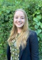 A photo of McKenzie, a tutor from Vanderbilt University