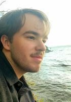 A photo of Eamon, a tutor from Olympic College