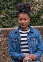 A photo of Kamaria, a tutor from Howard University